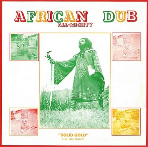 JOE GIBBS African Dub All Mighty Chapter One Vinyl Record LP Joe Gibbs Record Globe